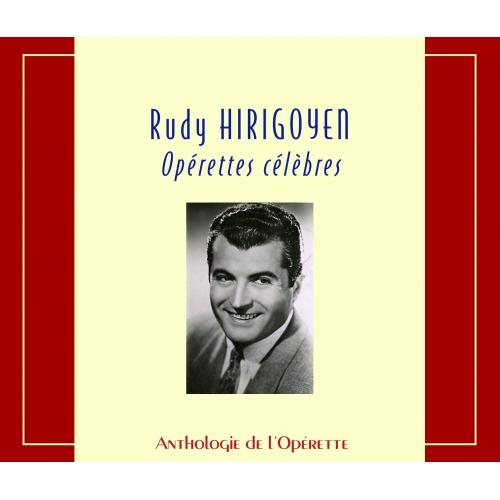 Rudy HIRIGOYEN / OPÉRETTES CÉLÈBRES