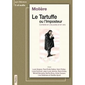 TARTUFFE OU L'IMPOSTEUR / MOLIÈRE