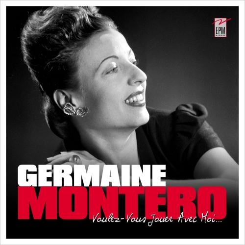 Germaine MONTÉRO / ROUGE & NOIR