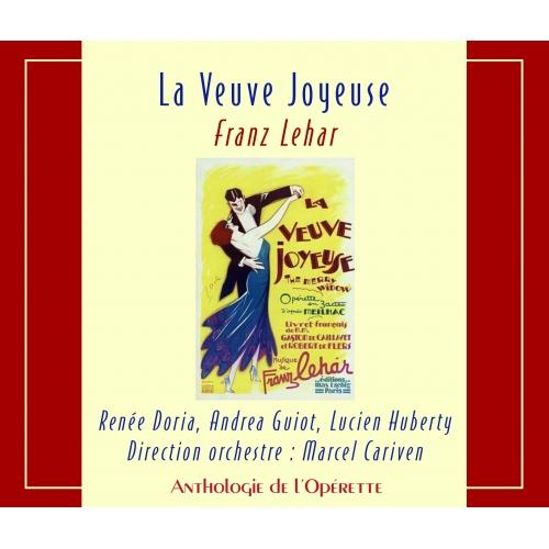 LA VEUVE JOYEUSE / LEHAR