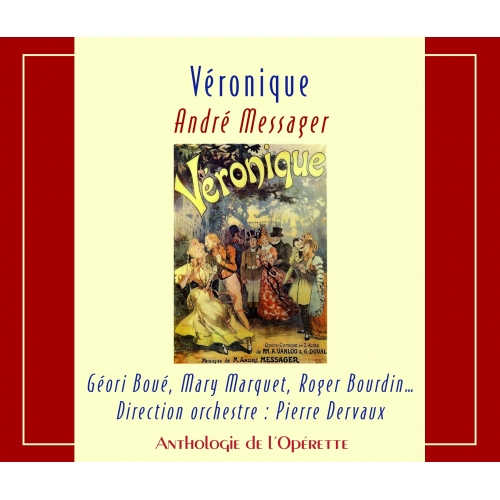 VÉRONIQUE / MESSAGER