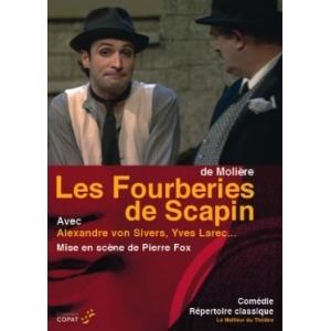 LES FOURBERIES DE SCAPIN / MOLIÈRE