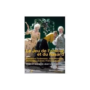 LES JEUX DE L'AMOUR ET DU HASARD / MARIVAUX