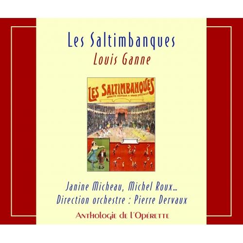 LES SALTIMBANQUES / GANNE