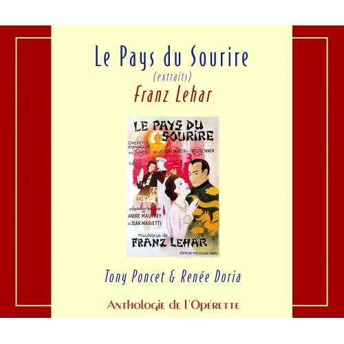 LE PAYS DU SOURIRE / LEHAR
