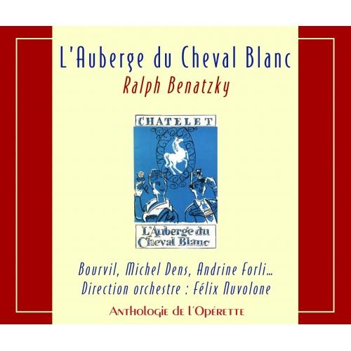 L'AUBERGE DU CHEVAL BLANC L BENATZKY