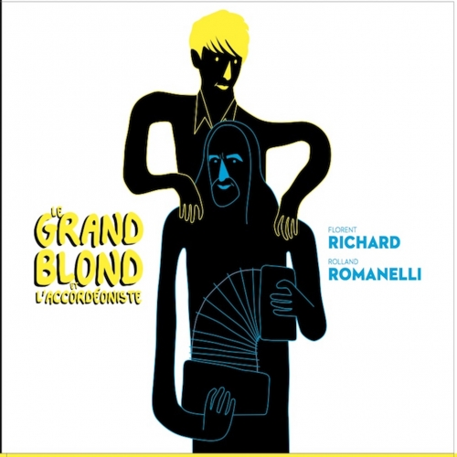 Florent RICHARD / LE GRAND BLOND...