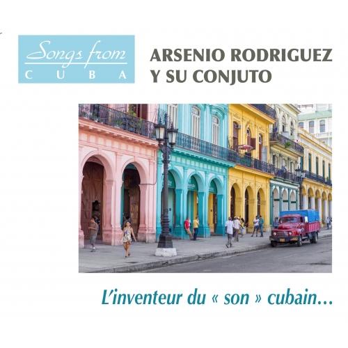 CUBA / ARSENIO RODRIGUEZ  Y SU CONJUTO