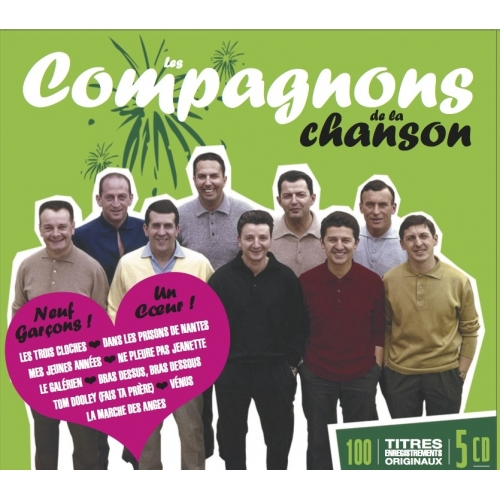 LES COMPAGNONS DE LA CHANSON / 100 TITRES