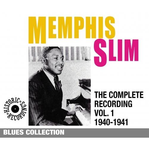 Memphis SLIM / THE COMPLETE RECORDINGS V 1
