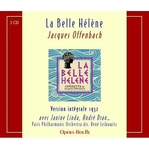 LA BELLE HÉLÈNE / OFFENBACH