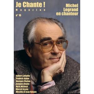 Michel LEGRAND / JE CHANTE