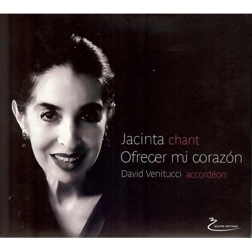 JACINTA / OFRECER MI CORAZÓN