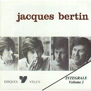 Jacques BERTIN / INTEGRALE VOLUME 2