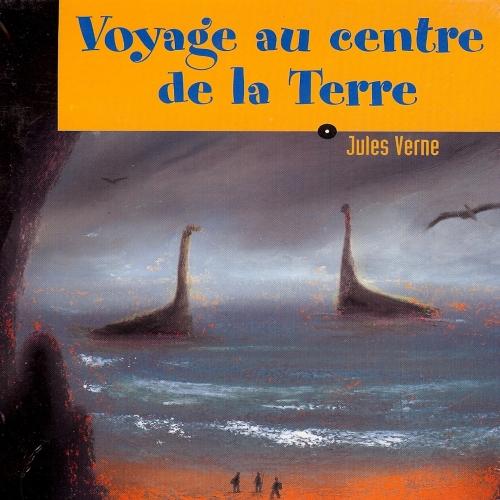 JULES VERNE / VOYAGE AU CENTRE DE LA TERRE