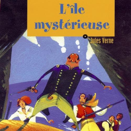 JULES VERNE / L'ILE MYSTERIEUSE