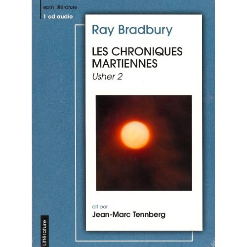 RAY BRADBURY / LES CHRONIQUES MARTIENNES Usher 2