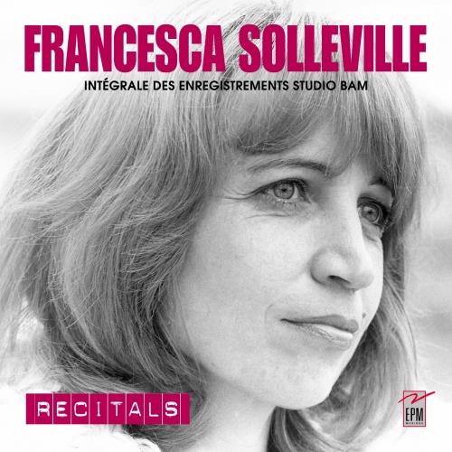 FRANCESCA SOLLEVILLE / INTÉGRALE 1959 - 1972