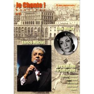 Enrico MACIAS / Je CHANTE