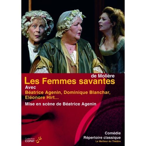LES FEMMES SAVANTES / MOLIÈRE
