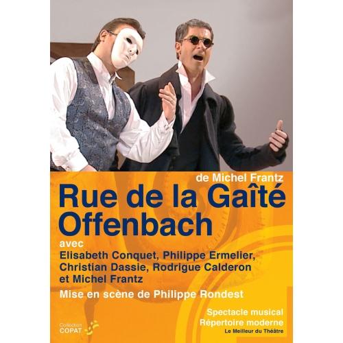 RUE DE LA GAITÉ / OFFENBACH