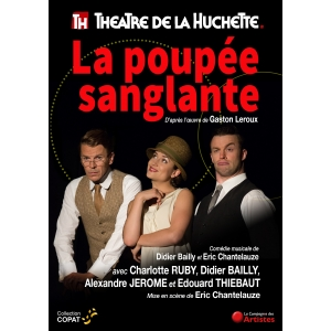 LA POUPÉE SANGLANTE / GASTON LEROUX