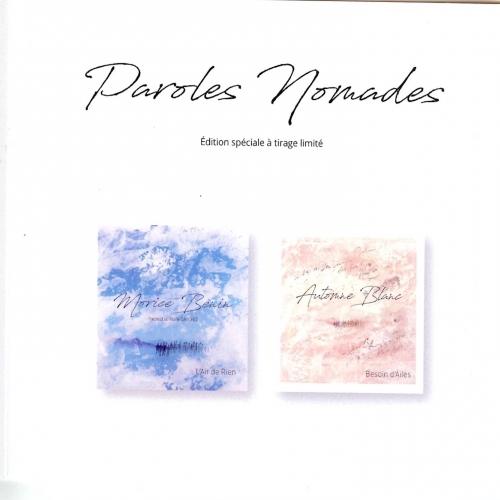 Morice BENIN  / PAROLES NOMADES