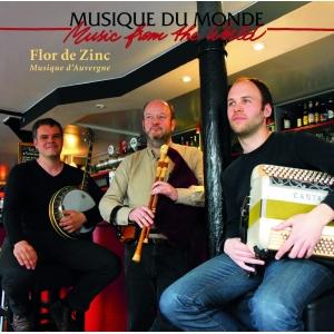 FRANCE-AUVERGNE / FLOR DE ZINC
