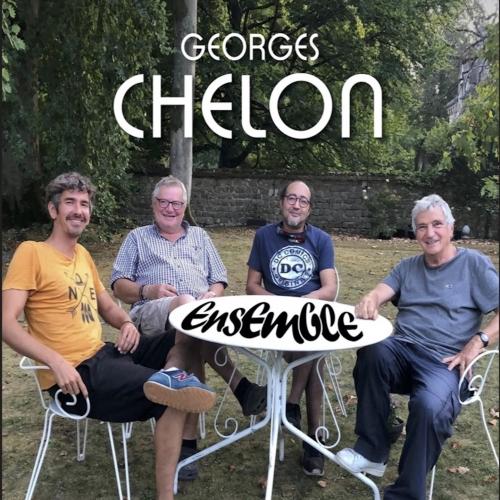 Georges CHELON / ENSEMBLE (VINYLE)