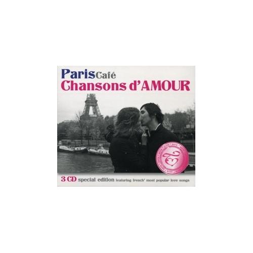 PARIS CAFÉ CHANSONS D'AMOUR
