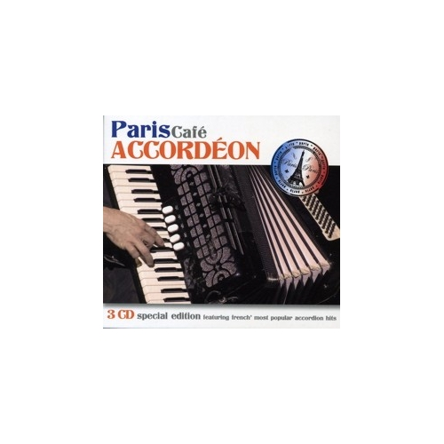 PARIS CAFÉ ACCORDÉON