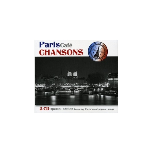 PARIS CAFÉ CHANSONS DE PARIS