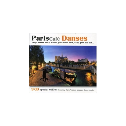 PARIS CAFÉ DANSE