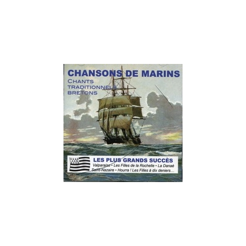 FRANCE / CHANSONS DE MARINS BRETONS