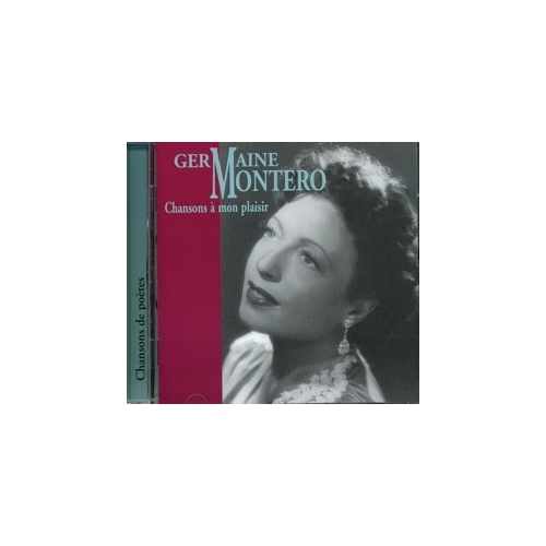 GERMAINE MONTERO