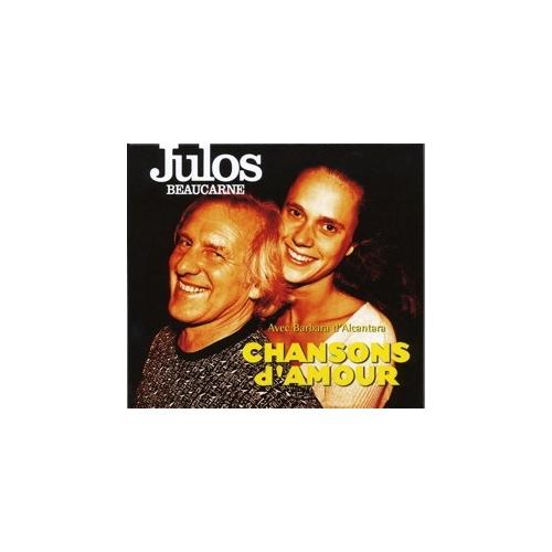 JULOS  BEAUCARNE / CHANSONS D'AMOUR