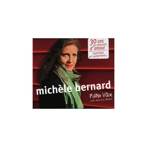 Michèle BERNARD / PIANO VOIX