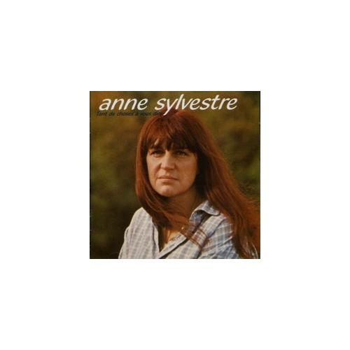 Anne SYLVESTRE Tant de choses à vous dire