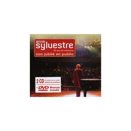Anne SYLVESTRE 50 ans de chansons
