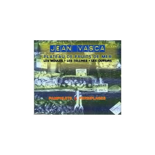JEAN VASCA / PLATEAU DE FRUITS DE MER