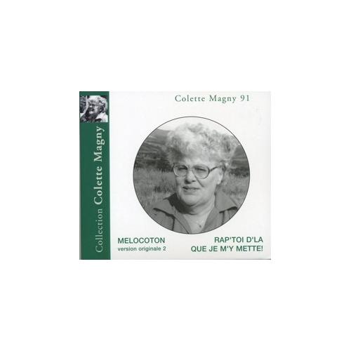COLETTE MAGNY / MELOCOTON