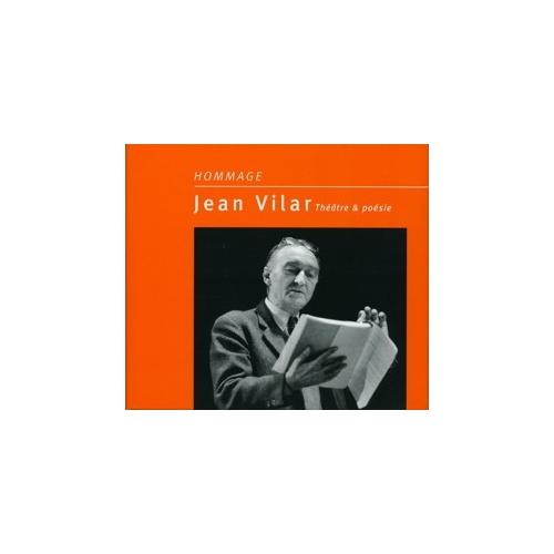 Jean VILAR  HOMMAGE