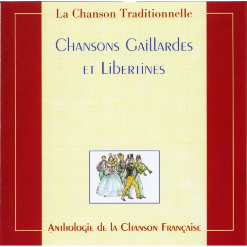 LA TRADITION PAILLARDE / ANTHOLOGIE