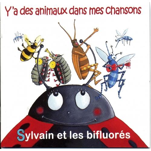 SYLVAIN & CHANSON PLUS BIFLUORÉE