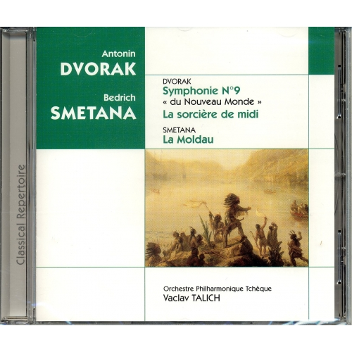 Bedrich SMETANA / Antonin DVORAK