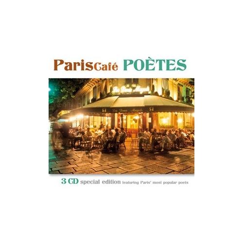 PARIS CAFÉ POÈTES