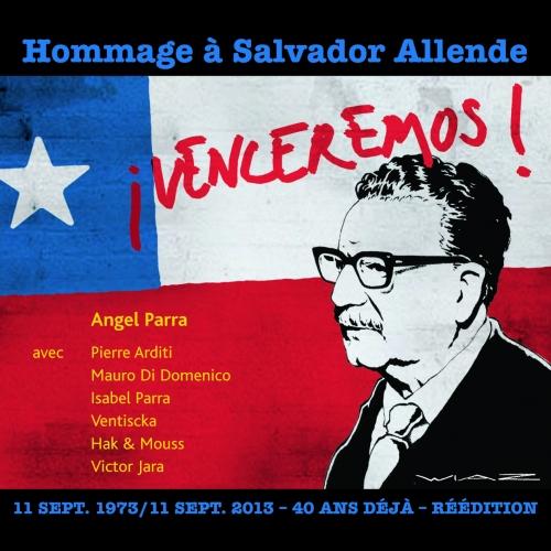 CHILI / Angel PARRA / ALLENDE