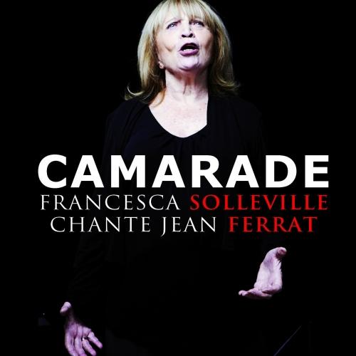 Francesca SOLLEVILLE chante FERRAT