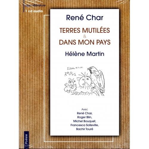 René CHAR / Hélène MARTIN