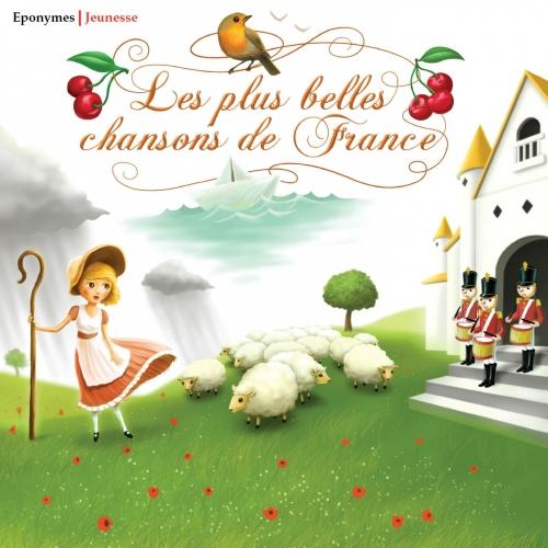 LES PLUS BELLES CHANSONS DE FRANCE / Mathé ALTERY et Christian BOREL